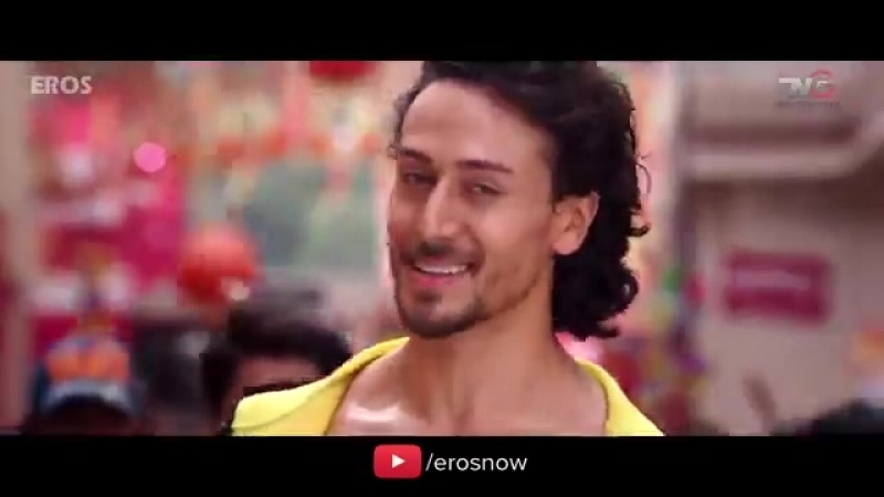 Ding Dang - Video Song Munna Michael Tiger Shroff Nidhhi Agerwal