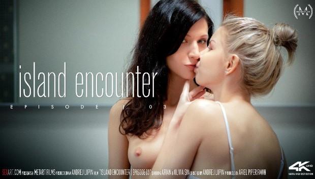 SexArt - Island Encounter. Episode 03