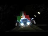 Italo disco 80s. D.White - Faster. Race Magic Story girl History walking car nostalgia retro mix