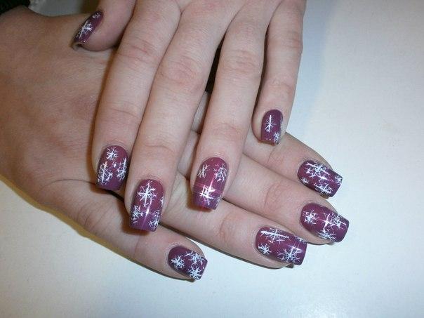 Хот дизайна ногтей