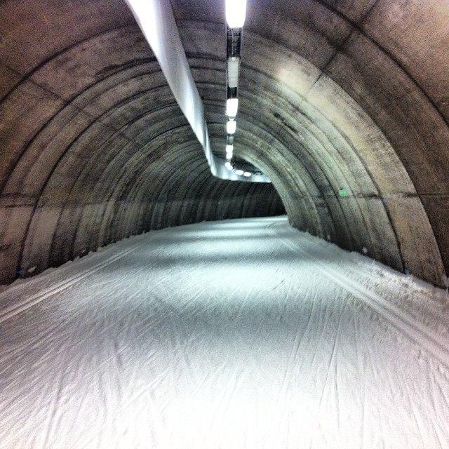 тоннель Торсбю