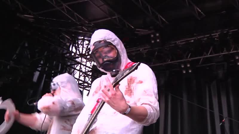 GUTALAX Live At Extremfest - Germany Grindcore Extrem
