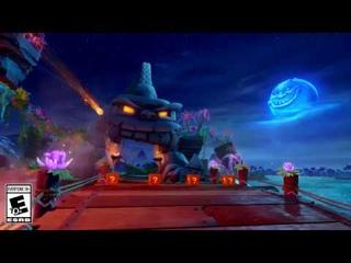 Inferno Island Mini Trailer - Crash Team Racing: Nitro Fueled