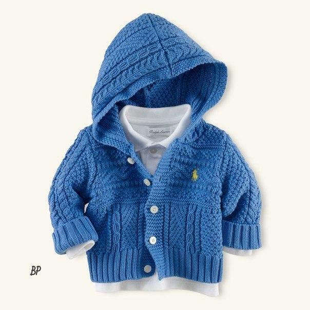 男孩的外套 - 编织幸福 - 编织幸福的博客