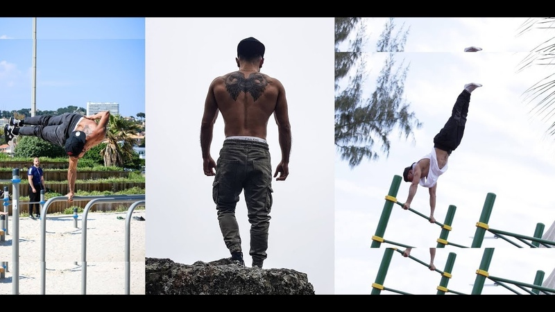 Monster Of Street Workout and Calisthenics - Best Of Eryc Ortiz