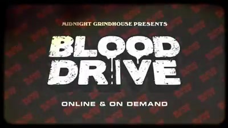 Blood Drive in 69 seconds