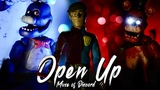 Open Up - Muse of Discord FNaF Stop-motion