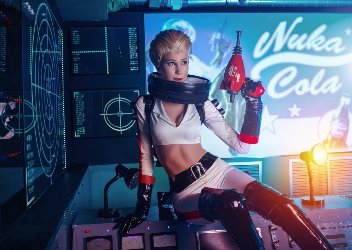 Ядер-Гёрл — Fallout4