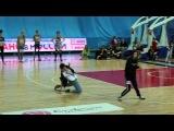 Анастасия Иконникова и Александра Кузьменко (ЧР полуфинал)