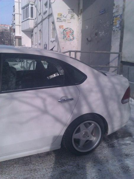 Антенна Polo седан