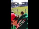 фк Динамо 0 : 4 фк Локомотив Москва 14.04.2018