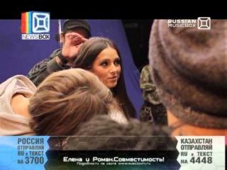 NEWS BOX: Съемки клипа НЮШИ