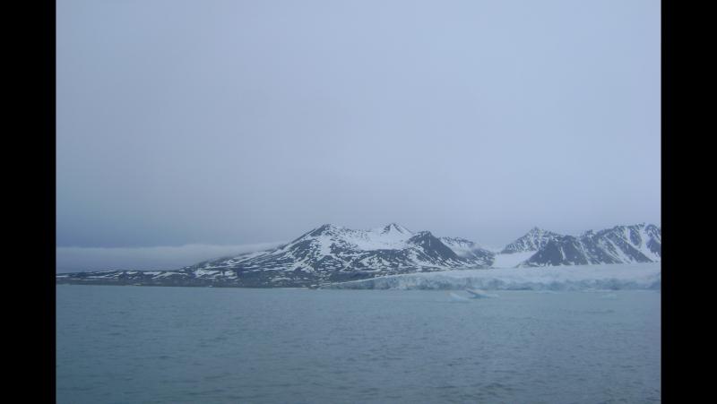 Шпицберген. Ледник - 7