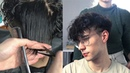 Korean Perm Haircut (Part II) | Skin Faded Two Block Cut | Men's Hair | Ruben Ramos