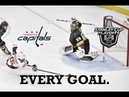 EVERY WASHINGTON CAPITALS GOAL FROM THE 2018 PLAYOFFS   STANLEY CUP CHAMPIONS