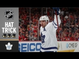 John Tavares records first hat trick with Maple Leafs