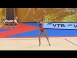 Александра Солдатова, мяч, многоборье