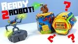 Ready 2 Robot Series 1 Build Swap Battle &amp Slime Toy Unboxing Surprise 2018