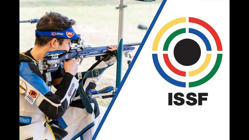 Interview with Istvan PENI (HUN) - 2018 ISSF World Cup Stage 3 in Fort Benning (USA)