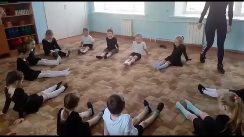 Открытое занятие по хореографии. Детский сад 2. Педагог: Концедалова Валерия Владимировна