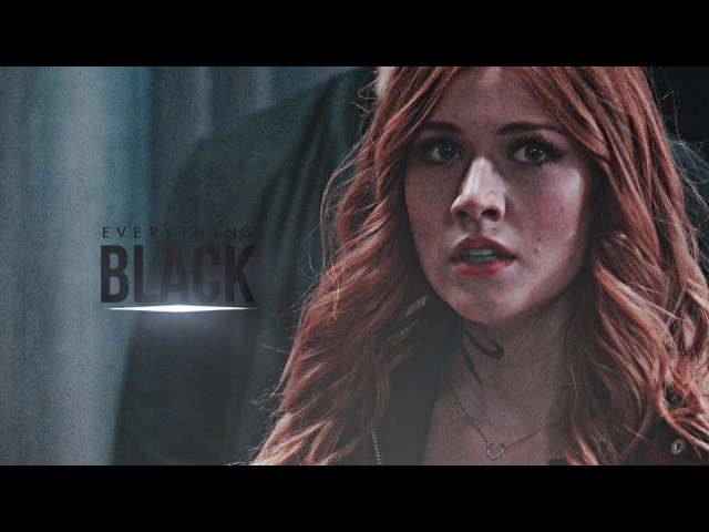 Shadowhunters ➰ Everything Black [2x12]