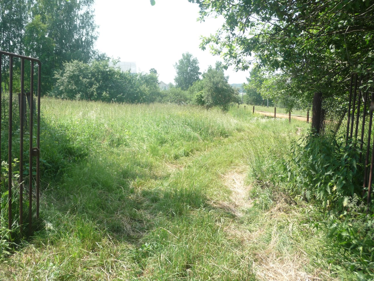 Купить земельный участок в поселке Литвиново Кольчугинского района