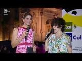 Interview with LP for La Notte della Taranta in Melpignano, Italy