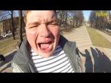 Русские алконавты открывают сезон в Крыму