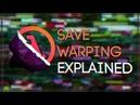 Half-Life Done Enormously Warped - Save Warping Explanation