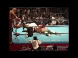1992.10.07 - Mitsuharu MisawaToshiaki Kawada vs. Stan HansenJohnny Ace HANDHELD + JIP