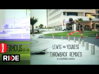 Lewis Marnell & Youness Amrani Thowback Remix - Almost Famous Ep. 28