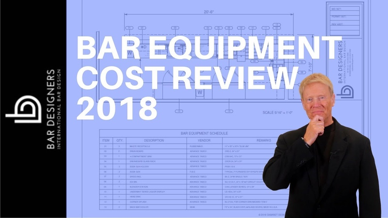 Best Budget Bar Equipment in 2018 - Cost Review