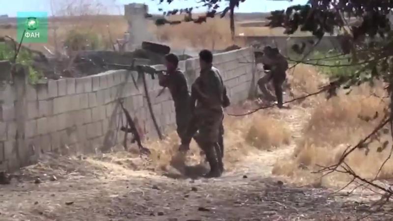 Боевики Тахрир аш-Шам атаковали позиции САА к северу от города Умм Батна пр. Daraa