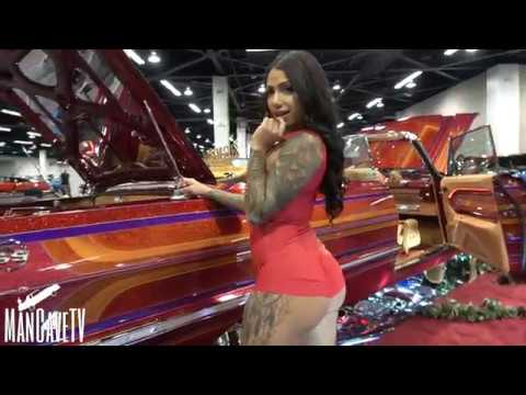 Lowrider Super Show Anaheim Convention Center