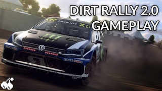 9 MINUTES of DIRT RALLY 2.0 Gameplay (New CODEMASTERS game)
