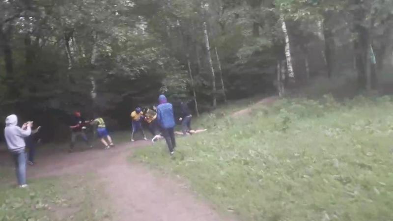 Тема: Берт (кс) vs Сладкая месть (бк) Radegast (кб), 10x10, 2.30 мин плотной рубки, победа: BERT (кс)