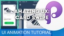 Animate eCommerce Cards for a great UX • UI/UX Animations with Principle Sketch (Tutorial)