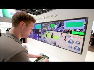 Huawei на выставке IFA 2018
