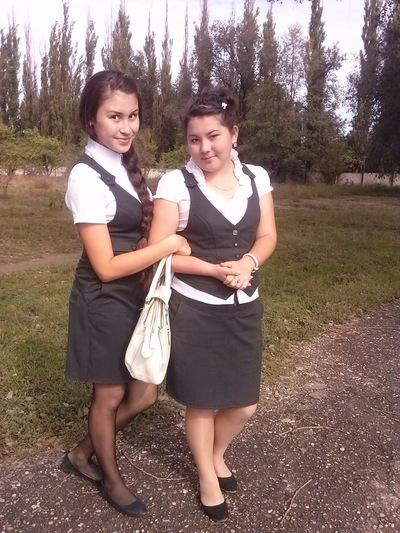 Диана Салиева, 20 сентября , Москва, id219831202