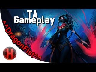 ^^DragonFist^^ 7399 MMR Templar Assassin Gameplay Dota 2