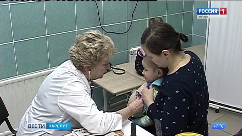 В Карелии эпидпорог по ОРВИ и гриппу превышен на 84 процента