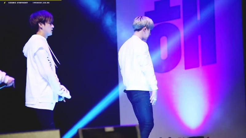 [Fancam][26.10.2016] MONSTA X - Trespass (Wonho focus) @ KT Talk Concert