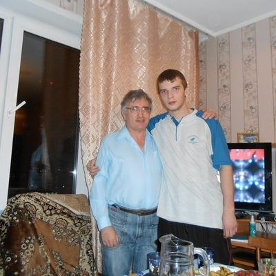 Андрей Рыков, 8 декабря 1965, Новосибирск, id175248202