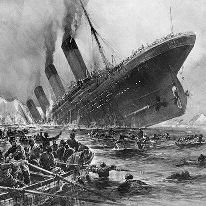Не желайте здоровья и богатства, а желайте удачи, ибо на Титанике все