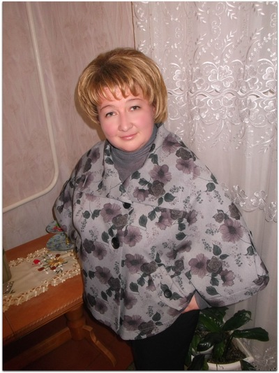 Оксана Рудницкая, 12 апреля 1974, Самара, id86914520