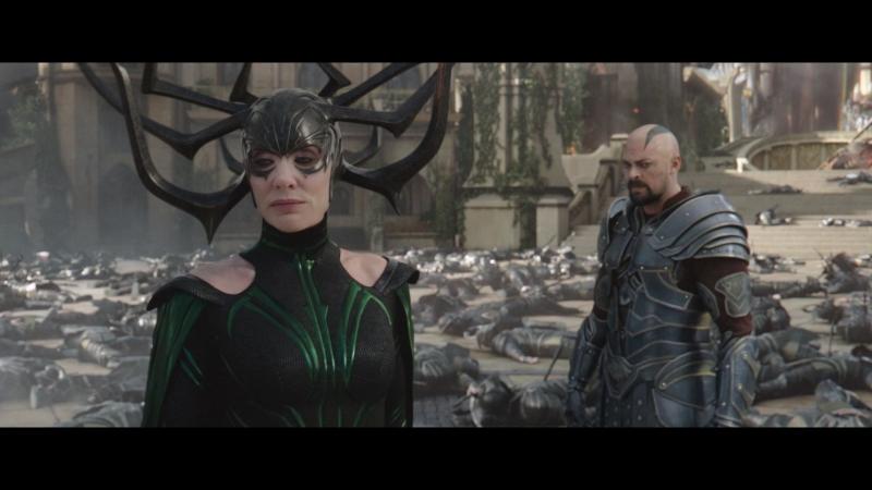 Я Хела - богиня смерти - Тор: Рагнарёк [ Thor: Ragnarok супергерои, комиксы, marvel, Кейт Бланшетт ]