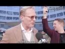 Интервью для портала «MTV International» в рамках cкрининга фильма «Мстители: Война Бесконечности» | 8 апреля 2018 (русские субт