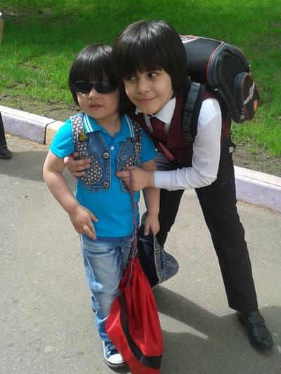 Айнур Агаева, 9 февраля , Санкт-Петербург, id213532065