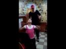 дочка с папай зажигают