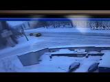 Стерлитамак момент аварии 23.03.18